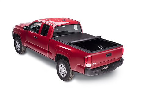 Toyota Tacoma LoPro QT Tonneau Cover - Best Truck Bed Cover Near Me