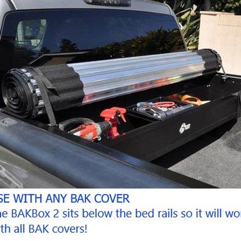 BAKBOX-2 (Toolbox) 1997-2014 Ford F150