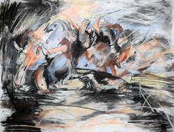 Skirmish drawing