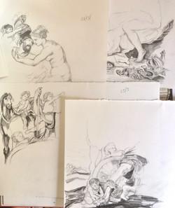 morning drawings 2