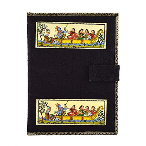 Haastika Jute Conference File Folders for Certificates, Document
