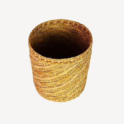 Haastika Kouna Grass Planter Cum Storage Basket