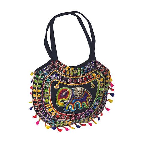 Haastika Elephant Designed Shoulder Bag For Women