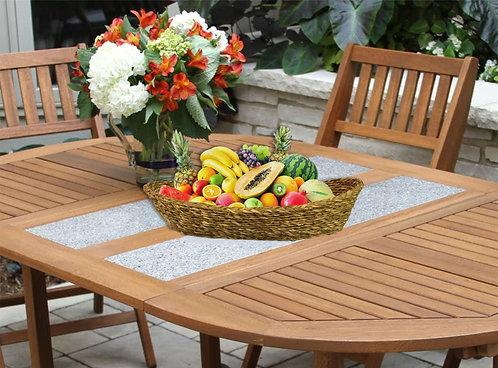 Haastika Sabai Bread and Fruits Basket for Home/Kitchen