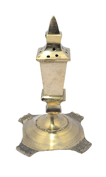 Haastika Brass Pooja Agarbati Stand