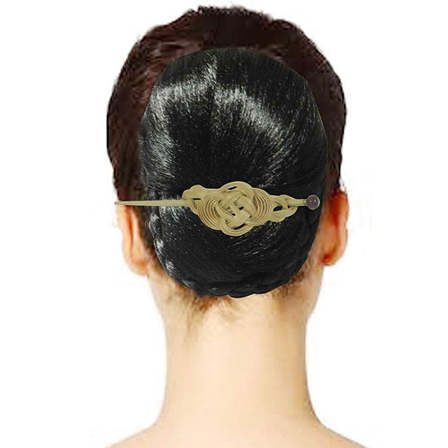 Haastika Handmade Bamboo Hair Clip for Women