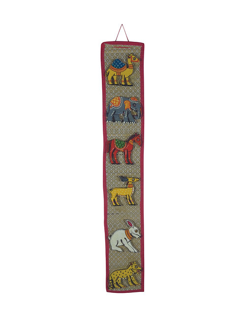 Haastika All Type Animal in a Mat to Décor Your Wall and Easy to Teach Your Kid