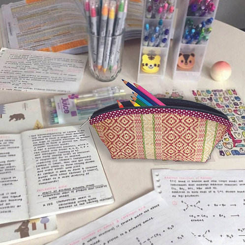 Haastika Stationary/Pencil Pouch & Perfect for School Going Girls/Boys