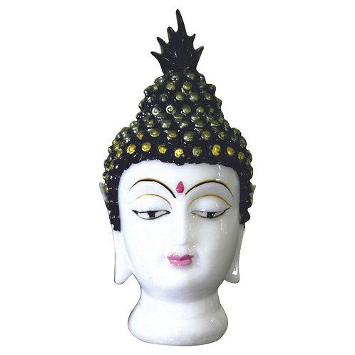 Haastika Marble Lord Buddha Statue Idol Gift Showpiece