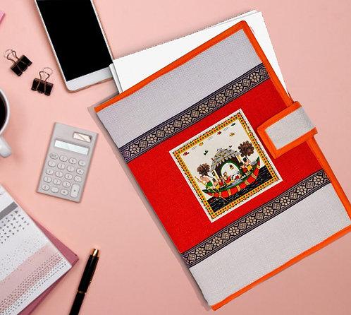 Haastika Jute File Folders for Certificates, Document, Conference Folder