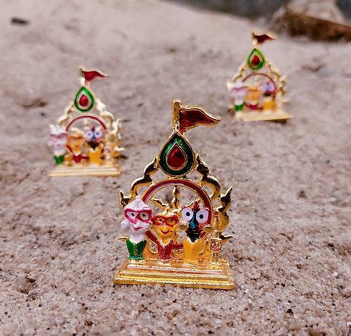 Haastika Lord Jaganath Family Showpiece