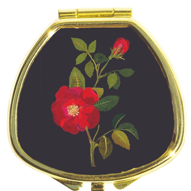 victorian botanical RED