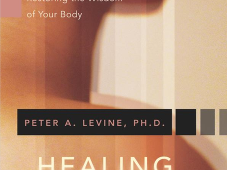 Healing Trauma by Peter Levine- Resolving the Trapped Fight, Flight, Freeze Response