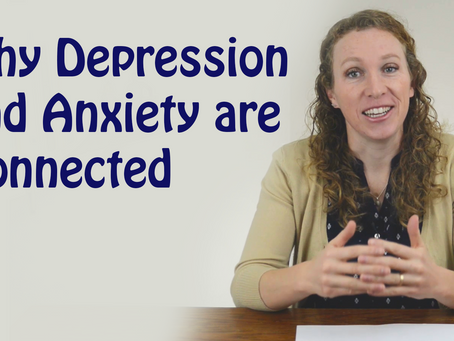 Emotional Compression- One way Depression and Anxiety are linked