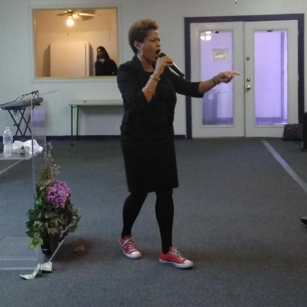 Prophetess La Tanya D. Walker