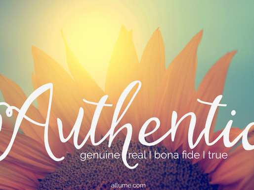 Five Keys to Authentic Living