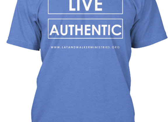 Live Authentic Baby Doll Tee