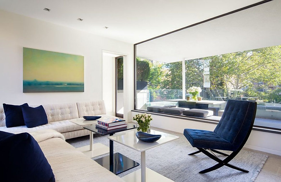 Townhouse-living-room-with-summer-blue-a
