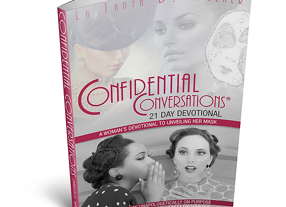 Confidential Conversations 21-Day Devotional
