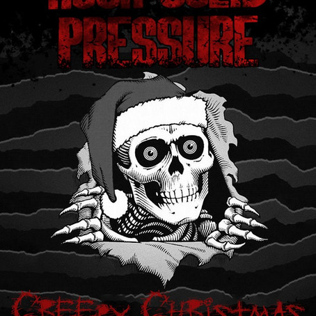 The Creepy Christmas Special on Rock Solid Pressure 12/14