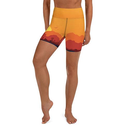 Baja Yoga Shorts