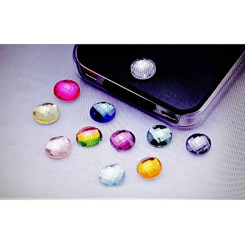 Bling Home Buttons