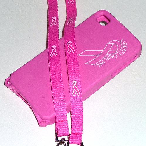 Pink Ribbon Original iPhone 4/4s Case