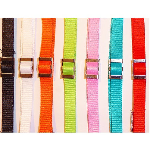 """Colored 46"""" Adjustable Lanyards"""