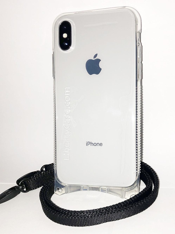 quite nice 2c219 a6ef5 iPhone X Lanyard Case