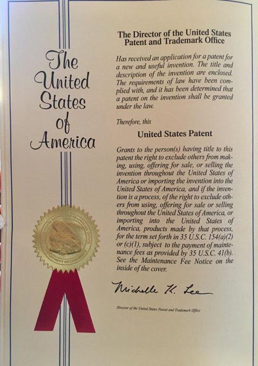Liberty Case Inc Patent Design