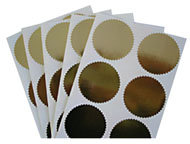 Gold Foil Seals