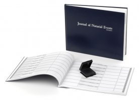 Clearprint Journal- Hard Cover