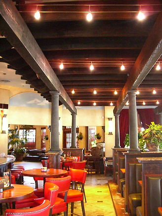 restaurant design. El Toro, Baytown. New Construction. Deborah Goolsby, Interiors