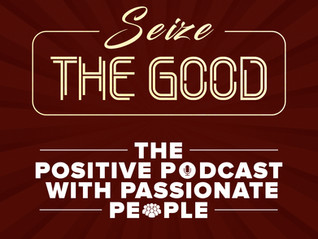Celebrating One's origin story: Podcast Interview with Founder Jurgita Fumo & Seize the Good