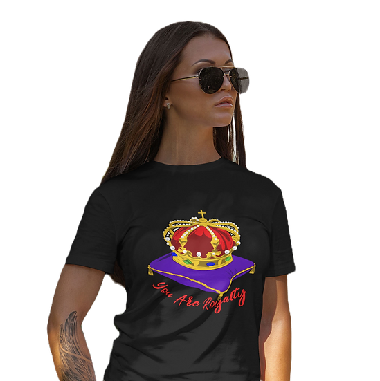 You Are Royalty T-Shirt (Crown of Life) Preorder