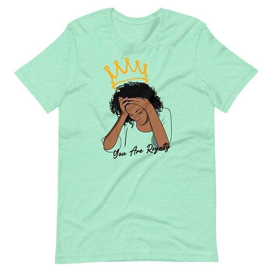 Queen, You Are Royalty (Mint Green)