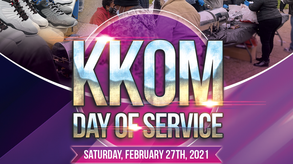 KKOM Day of Service (February 27th) by Late Bloomer Cinema