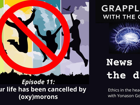Your life has been cancelled by (oxy)morons