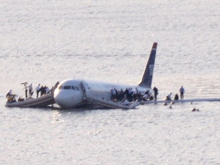 The unnoticed miracle of Flight 1549