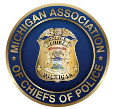 michigan police chiefs logo