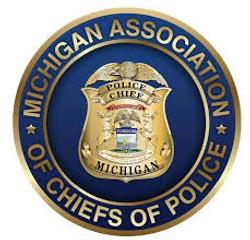 michigan police chiefs logo