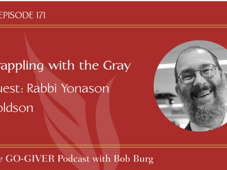 Go-Giver podcast interview with Bob Burg