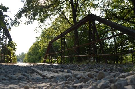 """""""Rural Bridge"""" Linze Hawkins"""