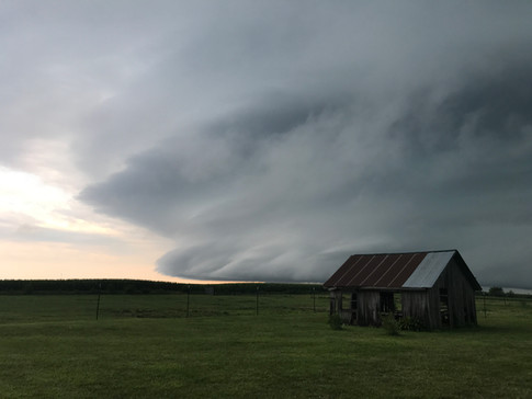 """Summer Storm"" April Hemeyer"