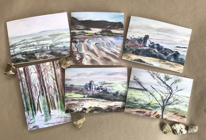 Cards on Etsy