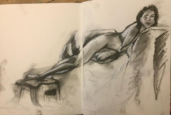 Tonight's quick sketch