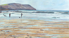 This one along with two others are on exhibit at St Ives Society of Artists. Limited edition Giclee