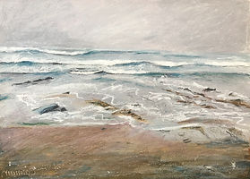 Shoreline, Widemouth Bay