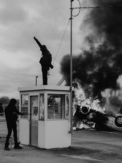 rochester riots