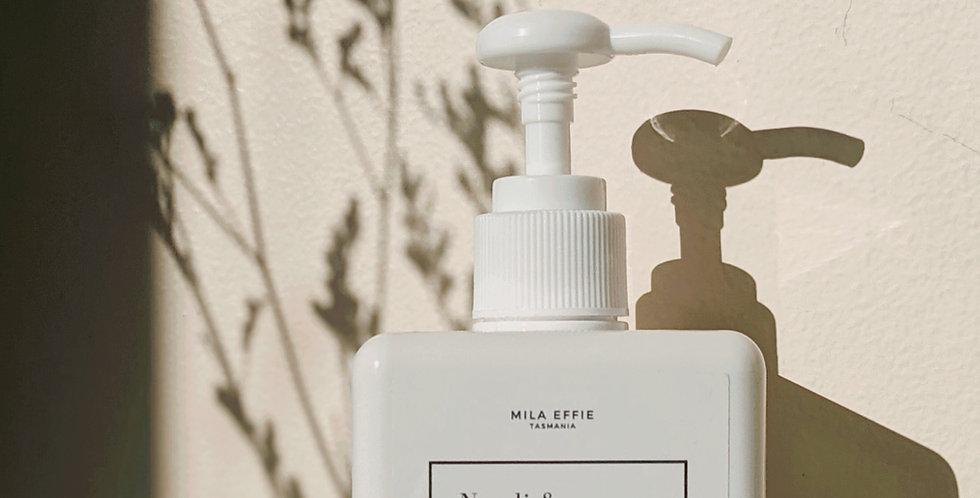 WS-Silky hand cream -250ml